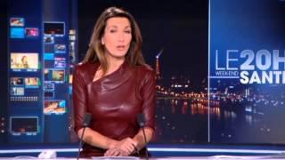 getlinkyoutube.com-Anne-Claire Coudray évoque son JT sans soutien-gorge qui avait fait le buzz