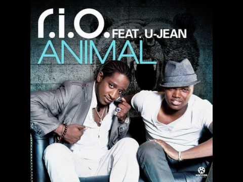 R.I.O feat U-Jean - Animal [2012]