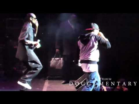 Snoop Dogg Doggumentary Tour - New Jersey with Redman