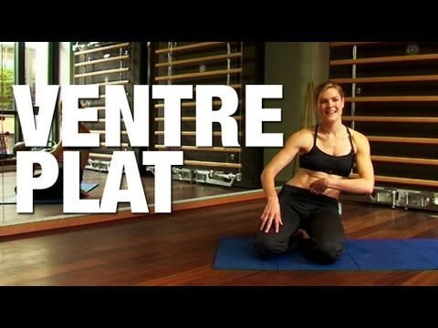 Fitness Master Class - Exercices fitness pour Ventre Plat