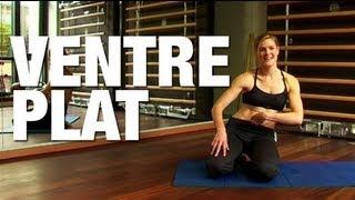 getlinkyoutube.com-Fitness Master Class - Exercices fitness pour Ventre Plat
