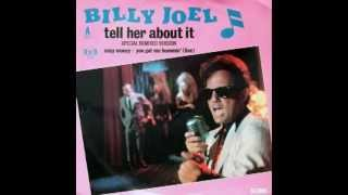 getlinkyoutube.com-Billy Joel - Tell Her About It (Extended Remix)
