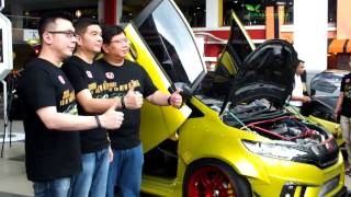getlinkyoutube.com-KONTES TUNING HONDA JAZZ DAN BRIO