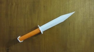 How to Make a Paper knife - Easy  Tutorials