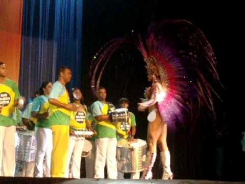 FINAL DA RAINHA DO CARNAVAL - RIO SAMBA SHOW
