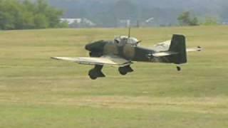 getlinkyoutube.com-Giant scale rc warbird - Stuka