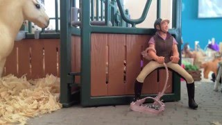 getlinkyoutube.com-Schleich horse movie - Stony stables Ep 6