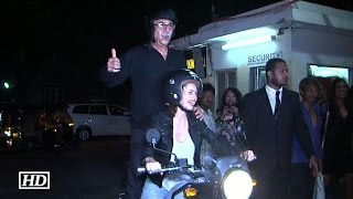 Kalki takes Naseeruddin Shah on a bike ride | Watch to Believe