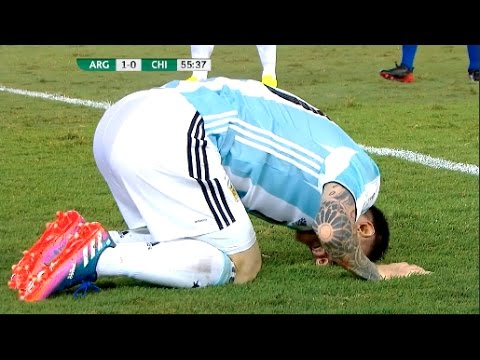 Lionel Messi vs Chile 720p HD • Argentina vs Chile 2017 World Cup Qualification