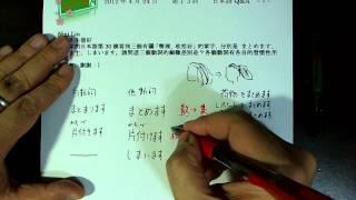 getlinkyoutube.com-日本語Q&A(まとめます、片付けます、しまいます的區別)