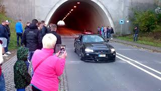 getlinkyoutube.com-Nissan Skyline R34 GTR V Spec Nismo Omori Factory S1