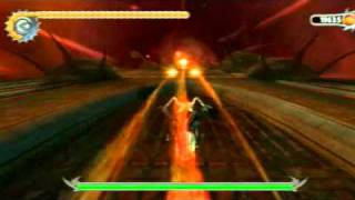 getlinkyoutube.com-Ghost Rider - Walkthrough   Hell Scraper Dual   pt 8 Boss fight