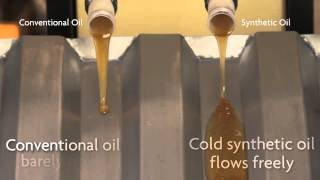 getlinkyoutube.com-Pennzoil - Conventional vs Synthetic Motor Oil