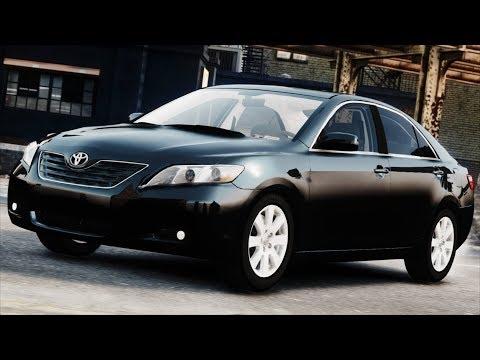 Фары Toyota Camry V40