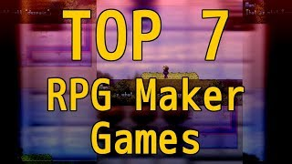 Best of RPG Maker | Top 7 RPG Maker Games