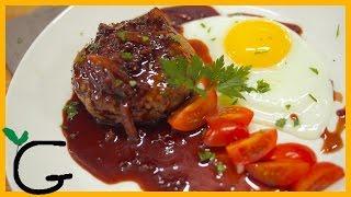 getlinkyoutube.com-함박 스테이크 : Hamburg Steak