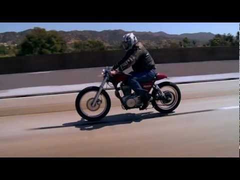 Jay Leno's Garage: Ryca Motorcycle CS-1 Cafe Racer Kit