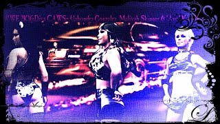 "getlinkyoutube.com-#WWE2K16:Diva CAWS:Alahondra Gonzalez, Maliyah Skinner & ""Ayo"" Kira Heavens! [PS4]"