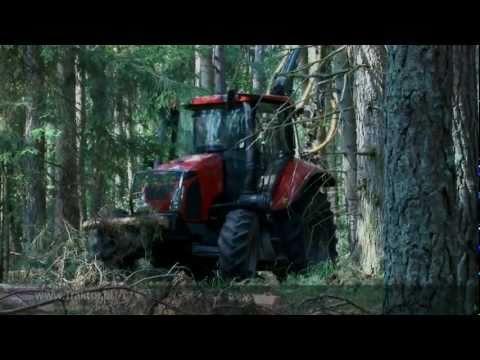 Ciągnik CRYSTAL TRAKTOR Orion 13 Leśny /Zrywka Drewna/ Orion 13 Forest  / 1080p / vs Valtra