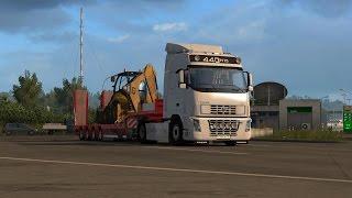 getlinkyoutube.com-Euro Truck Simulator 2 Volvo FH - FH16 Open Pipe sound V.2.0