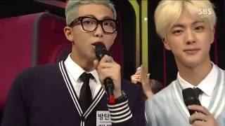 getlinkyoutube.com-Namjin cute & funny moments