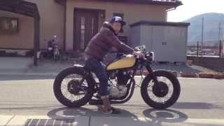 getlinkyoutube.com-SR400 Bobber