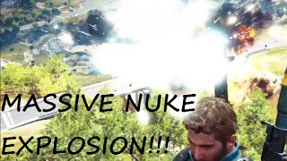 getlinkyoutube.com-JUST CAUSE 3 PS4 | How to get a Bavarium nuke