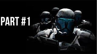 getlinkyoutube.com-Star Wars: Republic Commando Walkthrough Part 1 (No Commentary)