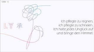 BTS - Best Of Me (Übersetzung/German)