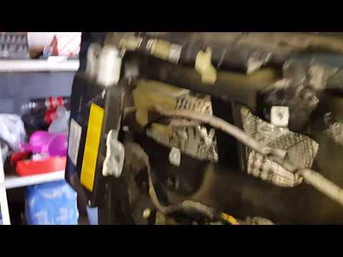 Замена ручки и ремонт замка BMW X5