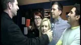"""getlinkyoutube.com-Cast of """"The Office"""" performs improv at """"ARMANDO"""" benefit"""