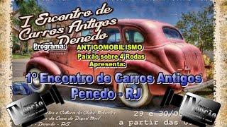 1º Encontro de Autos em Penedo-RJ