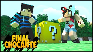 getlinkyoutube.com-Minecraft a Série 2 #33 - Survival Jungle - Minigame