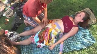 getlinkyoutube.com-luo dong spiritual massage