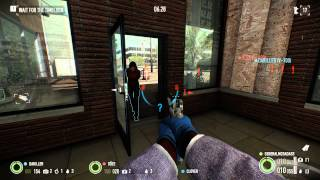 getlinkyoutube.com-[Payday 2] GO Bank Stealth - No ECMs