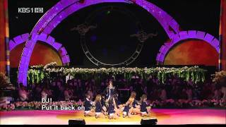 getlinkyoutube.com-1080p SNSD 091030 Genie @ Love Sharing Concert