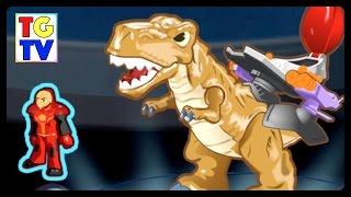 getlinkyoutube.com-Imaginext Dinosaurs