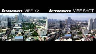getlinkyoutube.com-Lenovo Vibe Shot vs Vibe X2 Comparison: Camera, Benchmark, Speaker