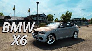 getlinkyoutube.com-BMW X6 Car Mod (ETS2 patch 1.22)