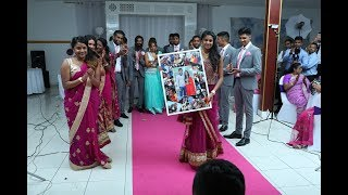 getlinkyoutube.com-Special Dance for a Special Couple - By Sinnath Family