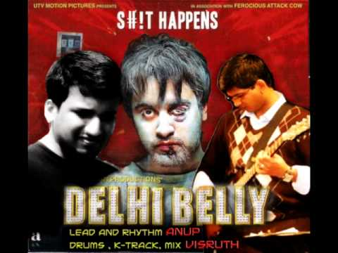 Bhag DK Bose (Delhi Belly Guitar Cover)