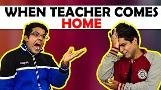 When Teacher Comes Home | The Half-Ticket Shows