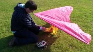 getlinkyoutube.com-Hang Glider Microlight - No 2 - Skyflex 2000
