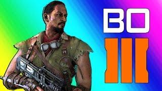 getlinkyoutube.com-Black Ops 3 Zombies Funny Moments - Gorod Krovi Easter Egg Attempt!