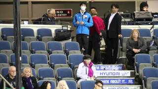 getlinkyoutube.com-2015-10-29 SC op1: Yuzuru Hayu doing image training