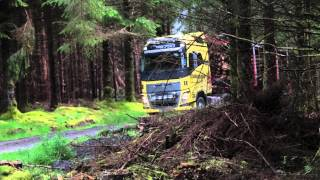 Henry Evans FH16 750 Forest Roads
