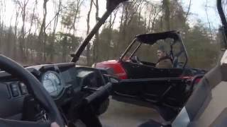getlinkyoutube.com-2015 rzr 900S vs 2014 rzr xp900 race