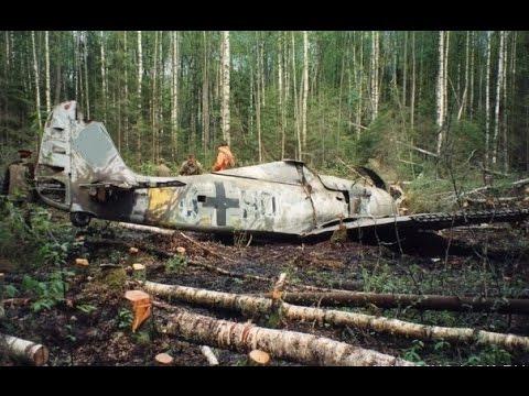 Самолет времен Второй мировой войны