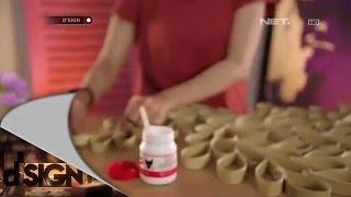 getlinkyoutube.com-Dsign - DIY - Hiasan Dinding Daun