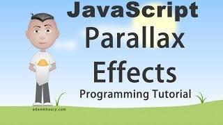 getlinkyoutube.com-Parallax Scroll Effect Tutorial JavaScript Animation Programming